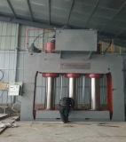 Máquina fría de la prensa de la melamina del laminado del ciclo del cortocircuito de la tarjeta de los muebles