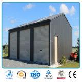 Edificio prefabricado aprobado del garage del Carport de la estructura de acero del SGS