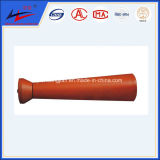 Protect Belt Running Away에 각자 Aligning Roller Idlers