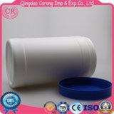 Molkeprotein-Puder HDPE Plastikflaschen-Glas mit Kappen-Dichtung