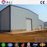 Gruppo di lavoro della struttura d'acciaio del metallo/workshop/ufficio/tettoia di Poutry