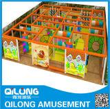 新しい子供の屋内運動場装置、屋内運動場(QL-3025C)