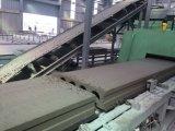 Método de extrusão do painel de parede da linha de produção