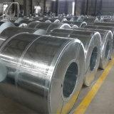 Bobina de aço galvanizada mergulhada quente de Dx51d para a construção