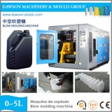 Bouteille en plastique Making Machine Machine de moulage par soufflage automatique d'Extrusion