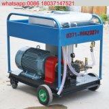 500bar de l'eau haute pression électrique de sablage de la peinture de la rouille de la machine Machine de nettoyage de la couche d'oxyde de dépose
