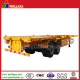 rimorchio del camion del contenitore di 20-40ft semi per il telaio dell'iarda