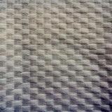 Ткань жаккарда решетки Canxing 50%P 50%C прозрачная