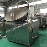 Mélangez l'alimentation automatique de l'oeuf de décharge de la machine de cuisson d'arachide lj-1500