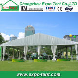 Grande festa nuziale Tent di Span White Outdoor con Full Decorations