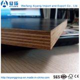 El papel de melamina frente la madera contrachapada de grado AAA