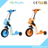 2in1 badine le cadeau bon marché de nouveauté de véhicule de /Slide de scooter de vélo