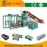 Qt4-20 Semi-Automatic Hydraulic Concrete Block Making Machine/Hollow Block Making Machine/Paver Brick Making Machine