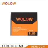 De Batterij Bl210 van de Prijs 2000mAh van de fabriek voor Lenovo