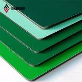 Poliéster coloridos paneles compuestos de aluminio de 3mm para la decoración de interiores (AE-35B)