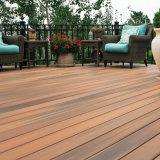 Scheda di pavimento composita di plastica di legno di Decking