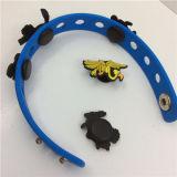 2016 neuf populairement bracelets personnalisés par silicones de dessin animé