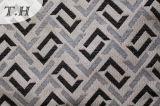 Tessuto del sofà del jacquard di simmetria dei 2016 quadrati perfetti (FTH31948)