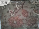 2016優雅なロータスパターンシュニールのジャカード布(FTH32115)