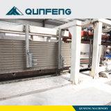 Maquinaria concreta esterilizada ventilada do tijolo (AAC)