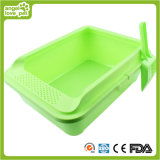 Пластмасса удобная для того чтобы очистить коробку туалета кота (HN-PG299)