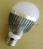 Bulbo de alumínio do diodo emissor de luz do lúmen E27/B22 elevado
