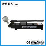 700bar Pompe à main hydraulique légère avec soupape de sécurité (SV11B)