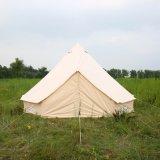 Tente campante extérieure de la toile 5m Bell de coton de tente de Yurt Glamping de Teepee