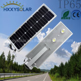 20W de l'autoroute de lumière solaire intégré dans un style de rafles