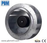 280mm Ec ventilateur centrifuge - Entrée DC