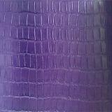 Nouveau design élégant des sacs en cuir synthétique de PU de crocodile (SH-HY4)