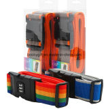 Polyester/PP Baggage Strap, Luggage Belt con Password Lock