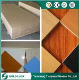 A melamina mobiliário confrontados com excelente grau de MDF 1220x2440mm