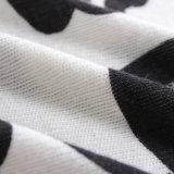 Novo Design Suéter Impressão mulheres Plus Size Pulôver, estilo longo por grosso da China