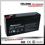 batería de plomo Emergency recargable 6V4ah con Ce y el certificado de la UL