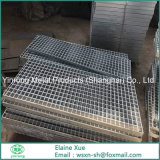 Grata d'acciaio galvanizzata del TUFFO caldo per il pavimento