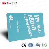 Leitura de alta frequência Ntag203 Cartão RFID para controle de acesso