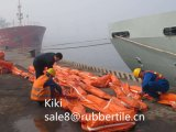 Экспорт твердых стрелы, плавающего режима резиновые нефтяного бума, масло из ПВХ стрелы