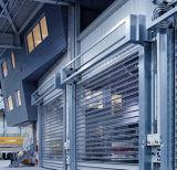 Novos produtos de segurança de ferro preços porta cortina amovível com certificação CE China Fornecedor (HF-2005)