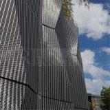 Стойку 3D-алюминиевая конструкция панели для внешней стене