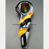 De zwarte Waterpijp van het Glas van Draai vormt de Rokende Pijp van de Filter