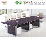 商業木の会議室の会議の席の木製の会議の机の会合表デザイン