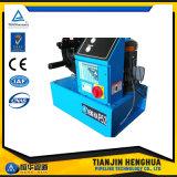 Máquina de friso da mangueira da Finn-Potência de Uniflex das vendas diretas da fábrica