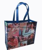 L'emballage lourd réutilisent le sac de promotion de tissu stratifié par OPP