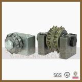 Marteau abrasif abrasif en pierre à granulés pour pierre Stone