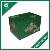 24 Flaschenglas-Bier-Papierverpackenkästen