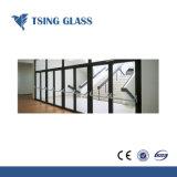5+9A+5mm, vetro vuoto di vetro isolato Basso-e di 6+12A+6mm per costruzione