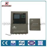 Painel de controle de detector de gás Co