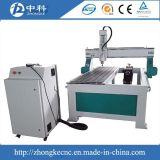Doppeltes Using flachen und Dreh-CNC-Fräser