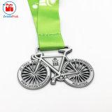記念日の金属の循環メダルMedalion